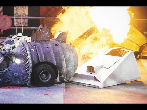 Robot Wars: Series 2 - Heat D