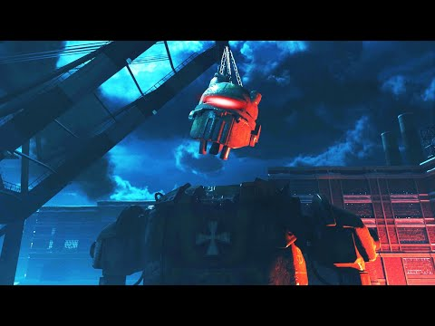 The ROBOTS Were NOT Built in THE GIANT! Why Zombies RUN on HIGH ROUNDS! Black Ops Zombies Storyline