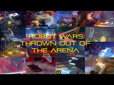 Robot Wars: Thrown Out of the Arena - The Full Collection