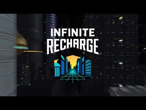 2020 FIRST Robotics Competition INFINITE RECHARGE Game Animation