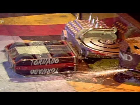 Robot Wars Series 6 Semi Final B